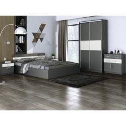 Łóżko ROXI zestaw 140X200