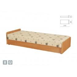 Łóżko KRZYŚ 80x200