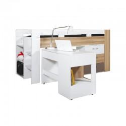 Łóżko + biurko BLOG 19