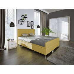 Łóżko LUNA 90x200 zestaw