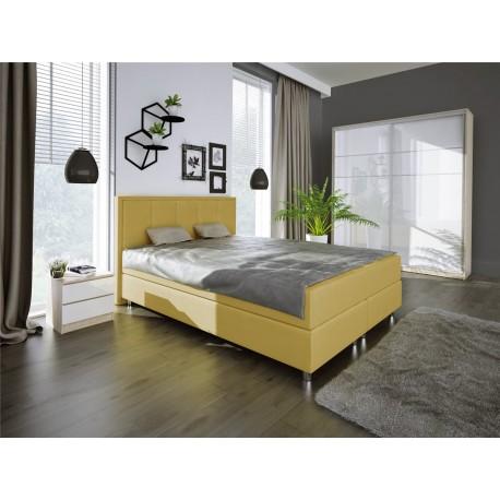 Łóżko LUNA 160x200 zestaw