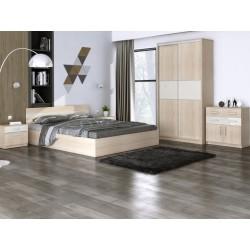 Łóżko ROXI zestaw 160X200