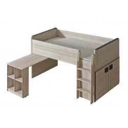 Łóżko z biurkiem GUMI